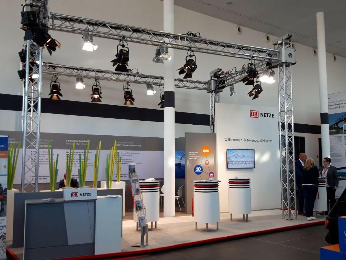 Der Stand der DB Netz AG